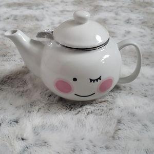 Indigo Teapot